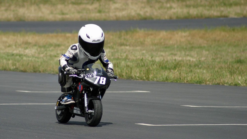MotoGP para niños
