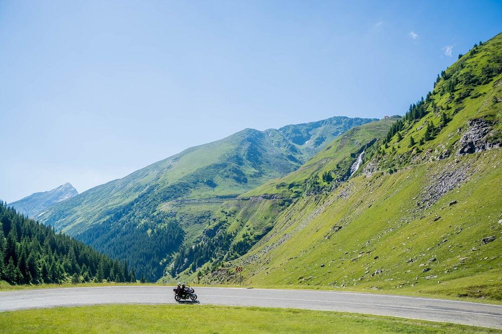 viajar cómodo en moto