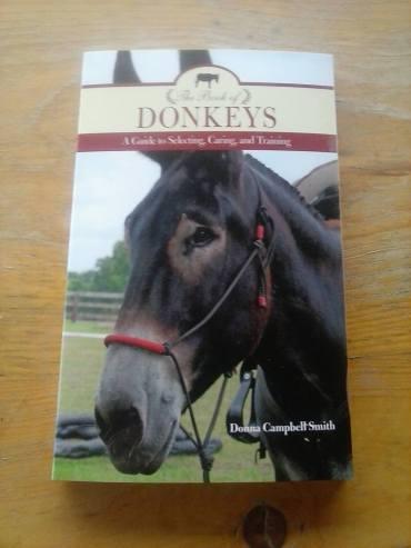 book of donkeys