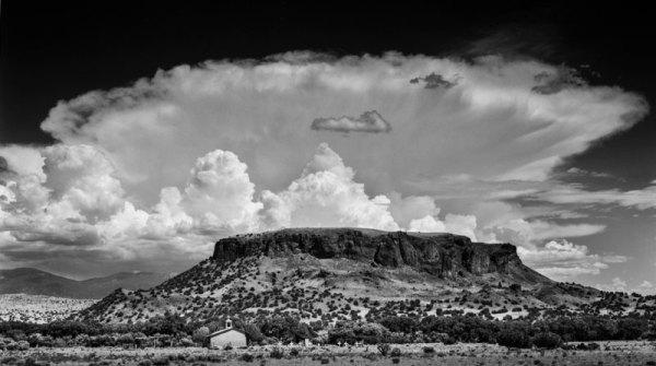 2004116 Storm Cloud Over Black Mesa, NM 2004