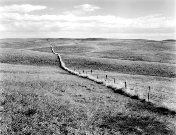 2006052 Line Fence, Buffalo Gap NGL, SD 2006