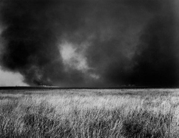 2007005 Controlled Burn, Cimarron NGL, KS 2007