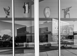 20140289D Gallery Reflection, NM, 2014