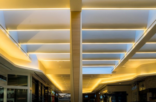 20150123DC Torrance Mall Ceiling No.3, CA 2015