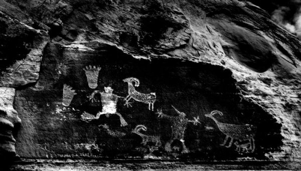 64015 Fremont Rock Art, UT 2004