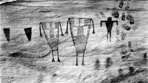 96059 Anasazi Rock Art, UT 1996