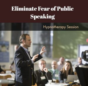 Eliminate Fear of Public Speaking Through Hypnosis download $9,95
