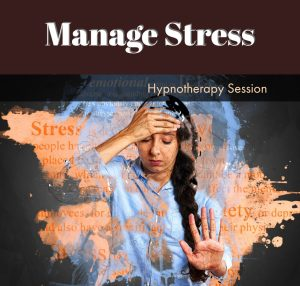 Manage stress through hypnosis download $9,95