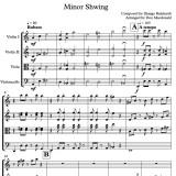 Minor Schwing (Minor Swing)