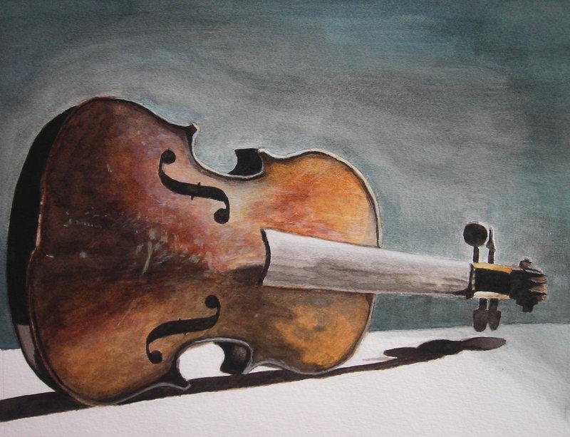 Blues Phrases for Violin – DON MACDONALD