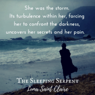 Teaser- She was the storm