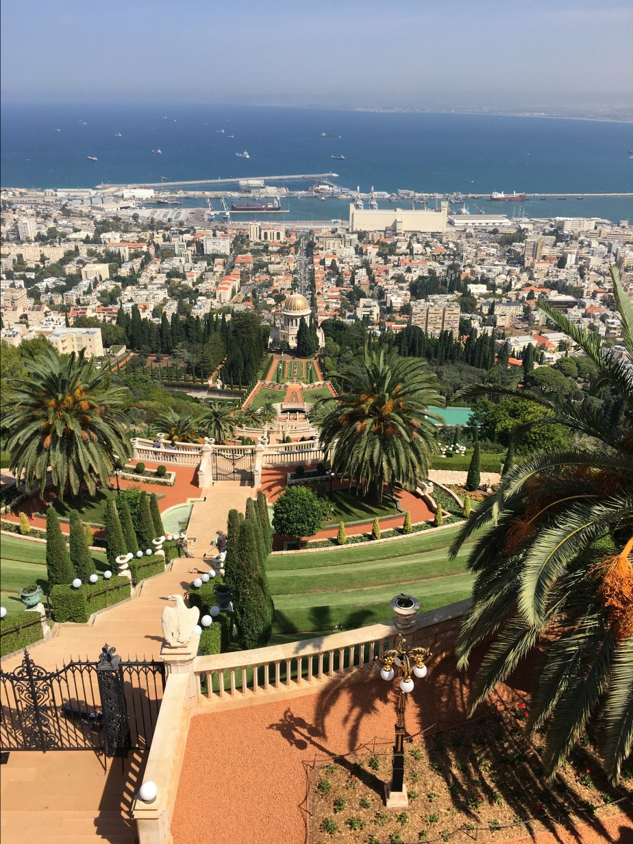 Holy Land Trip 2018: Day 1: Dr. Zockoll