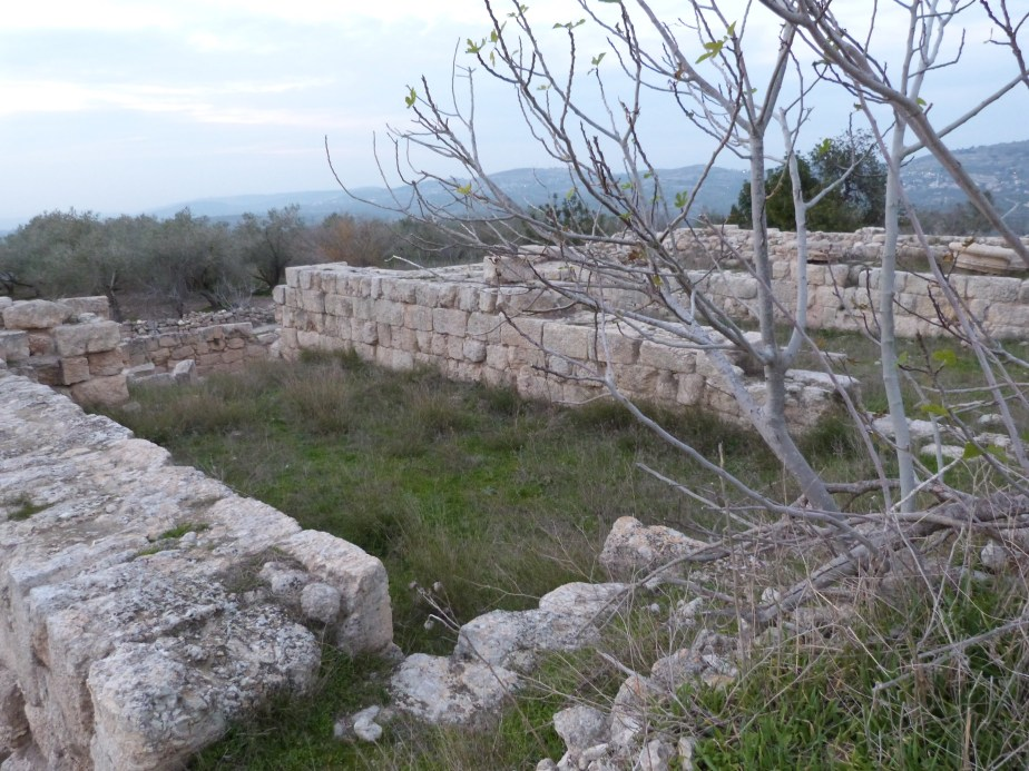 Sebastia, Palestine, Part Three