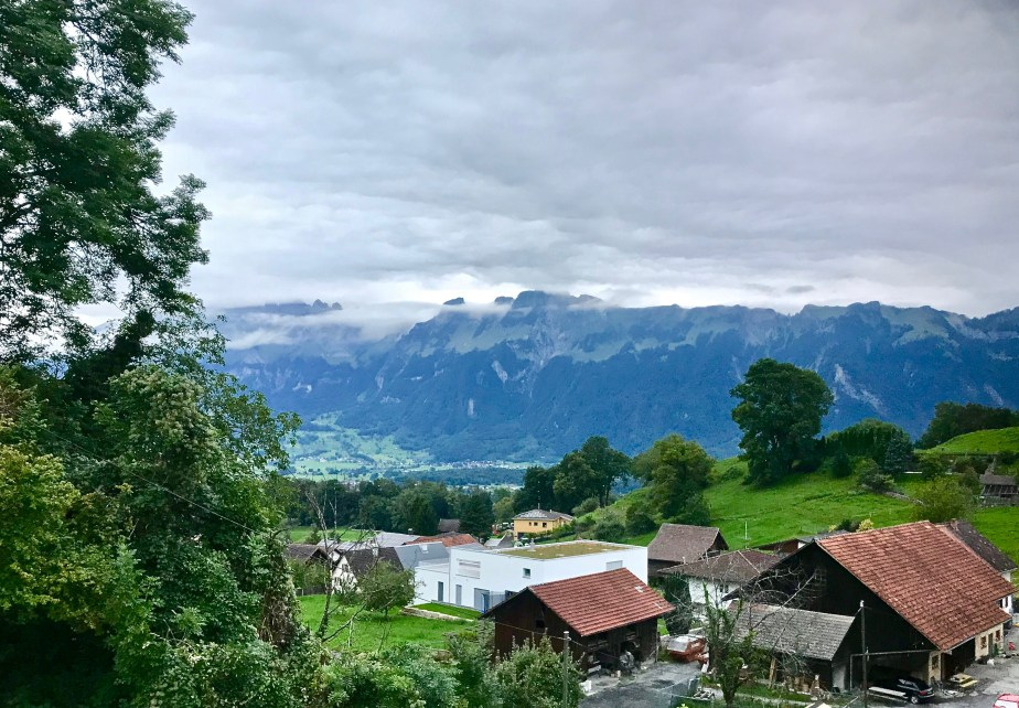 Schellenberg and Innsbruck Aug 2019