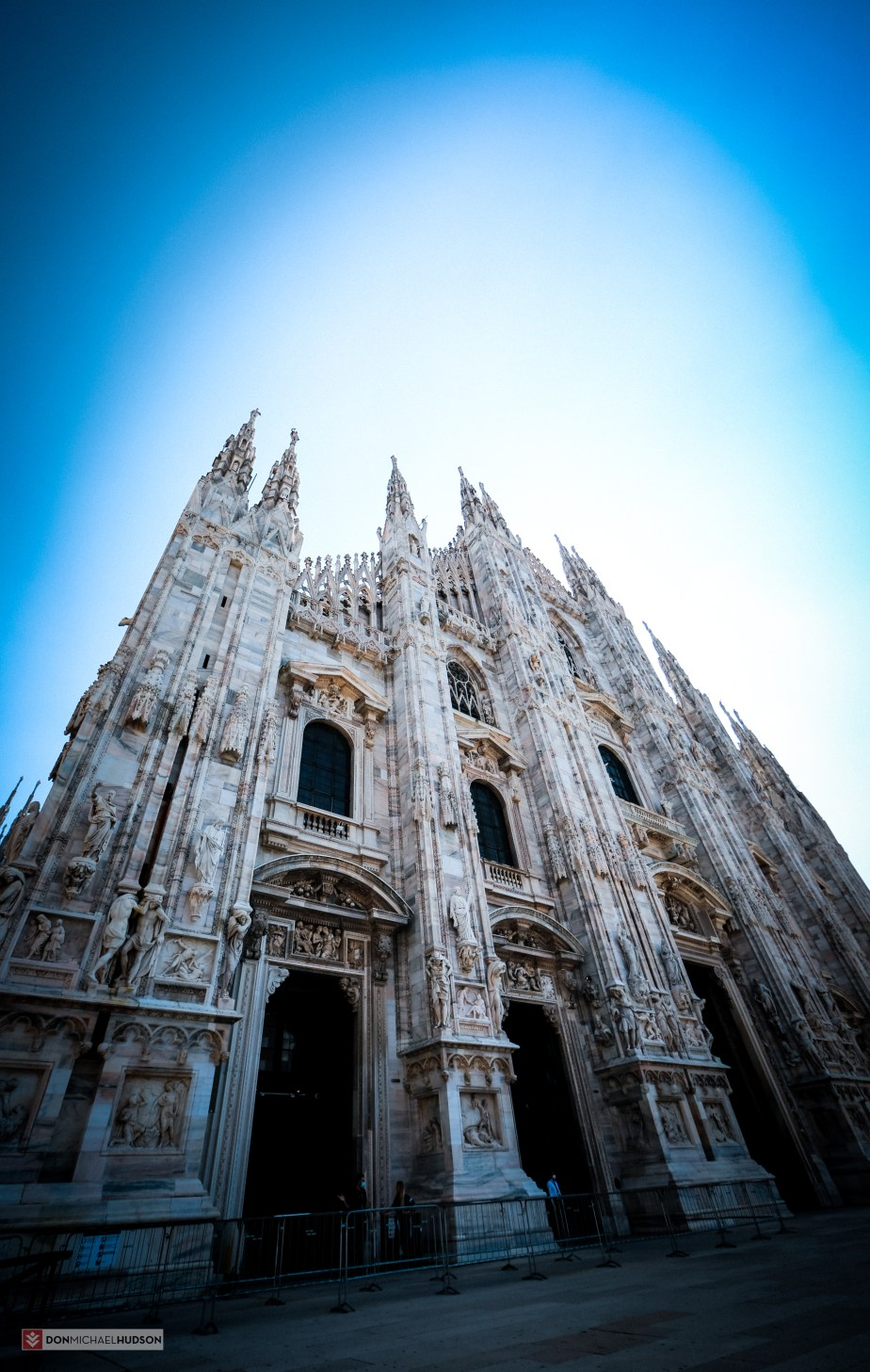 Milan Cathedral, Milan, Italy (Sept 2020)