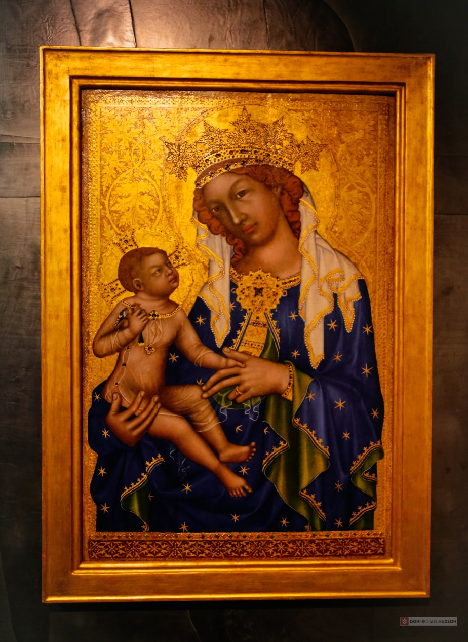 Compassion, Phyllis Trible, and the Madonna