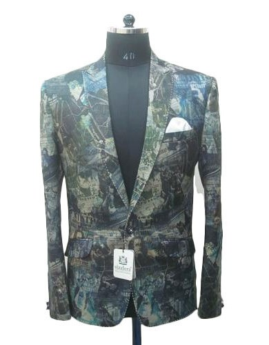 Party Wear Mens' Blazer