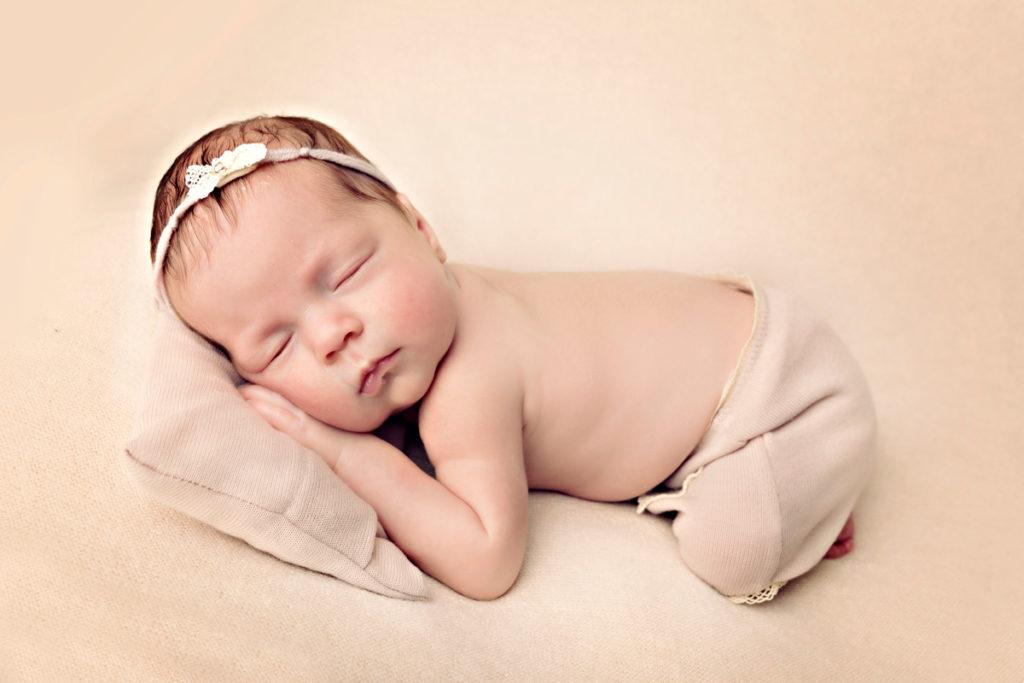 Neugeborenenfotografie in Muenchen
