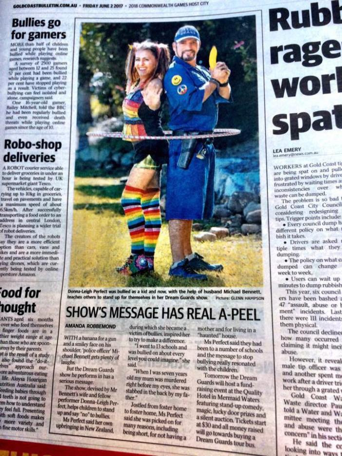 Shows Message Has Reel Appeal