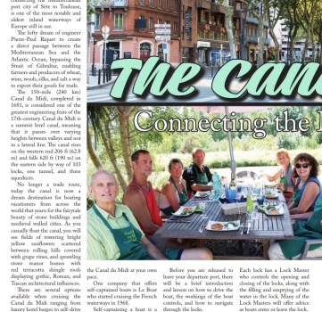 The Canal du Midi – LiveIt Texas