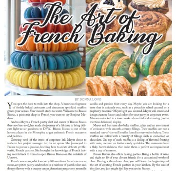 Bisous Bisous: The Art of French Baking – LiveIt Texas