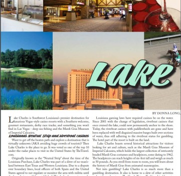 Lake Charles: Louisiana's Hidden Gem – LiveIt Texas