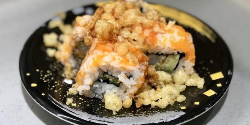「新北三重區」餐點採現點現做 使用平板自行點餐 新幹線送餐的日式壽司店 「一条通」