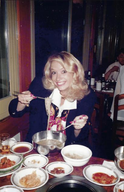 Donna in Korea