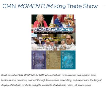 CMN Momentum 2019 Trade Show