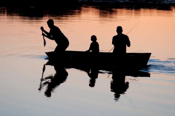 Fishing Everywhere In Midlife