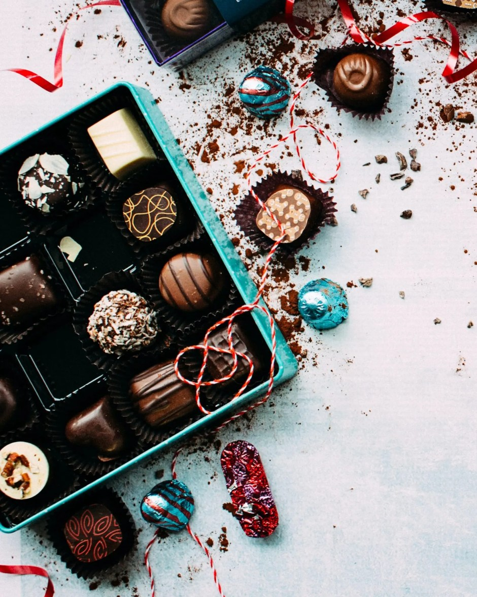 Box Of Chocolate And A Caregivers Life