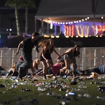 LAS VEGAS SHOOTING/ GUN LAWS AMERICA