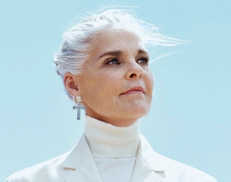 I can taste the freedom/ Ali McGraw/ ageing gracefully/ getting older
