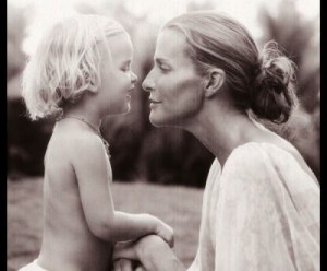 Mothers love/ mother/ daughter/ India hicks