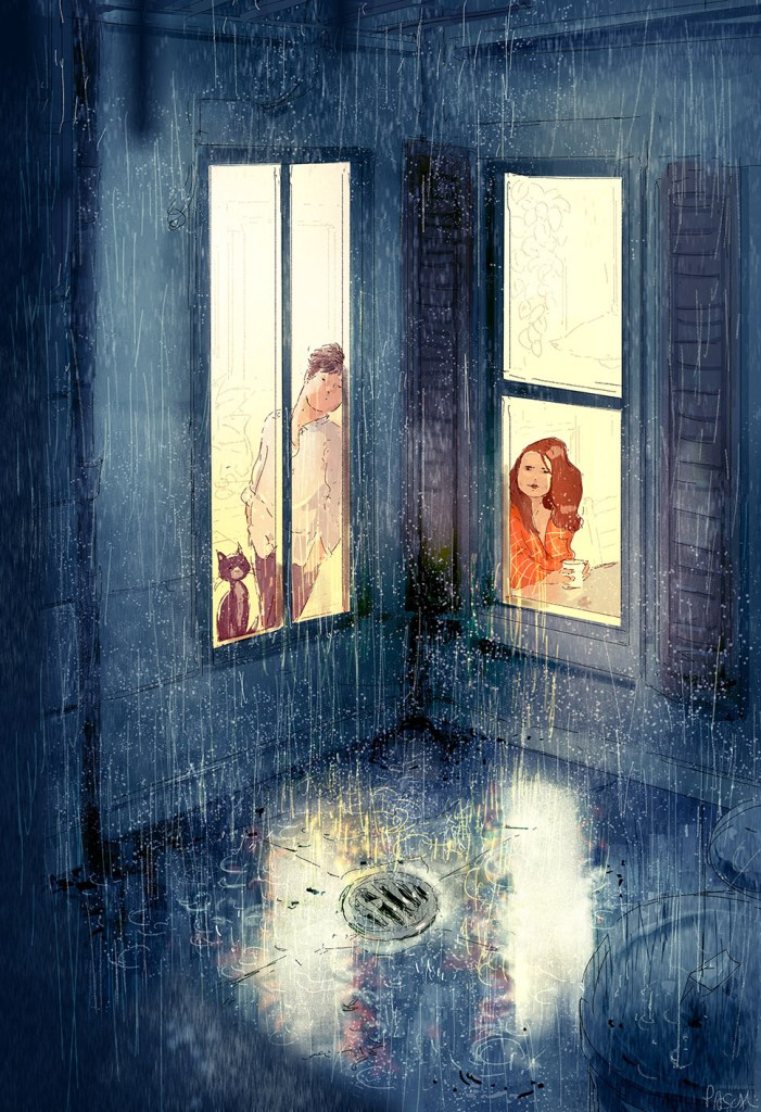 Through the windows in every house by donna ashworh