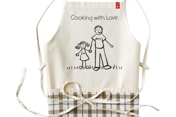 Daddy and Me Father and Daughter Custom Family Drawing Gifts Merchandise