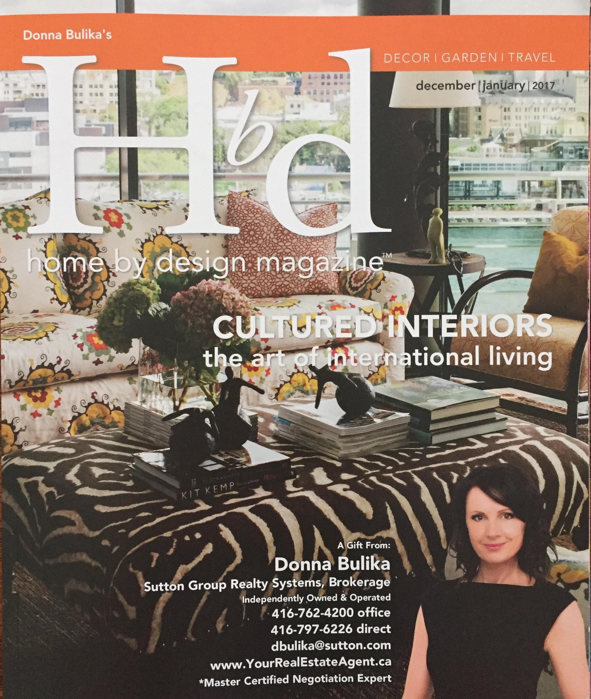 Best Kitchen Gallery: Media Donna Bulika of Home By Design Magazine  on rachelxblog.com
