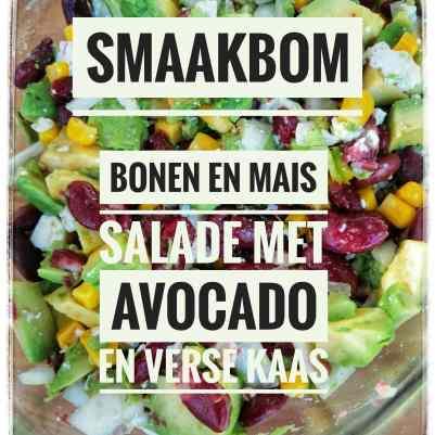 Mexiaanse salade