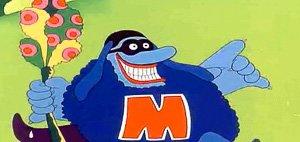 Max blue meanie