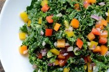 The Perfect Kale Salad – Gluten-free