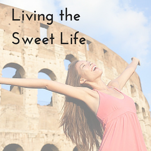 Living the Sweet Life - Introduction