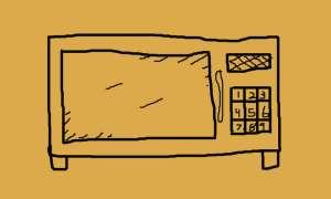 Microwave Doodle