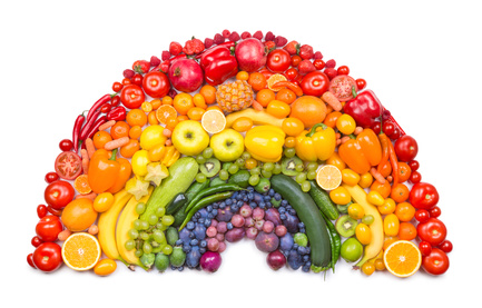Eat 10 Servings of Vegetables and Fruits per Day