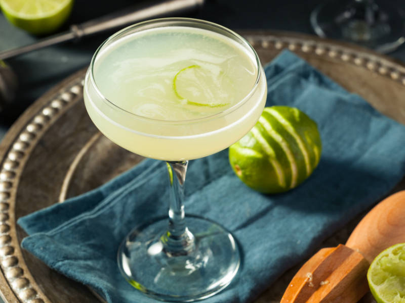 Gimlet, A Cocktail With Literary Merit
