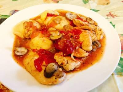 Recipe: Chicken Paisano