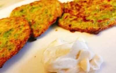 Green Bean Fritters – Mediterranean Diet