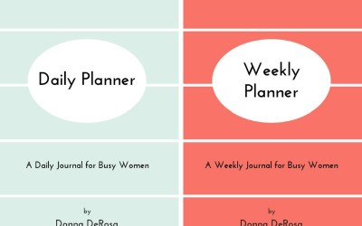Two Planners for Busy Women