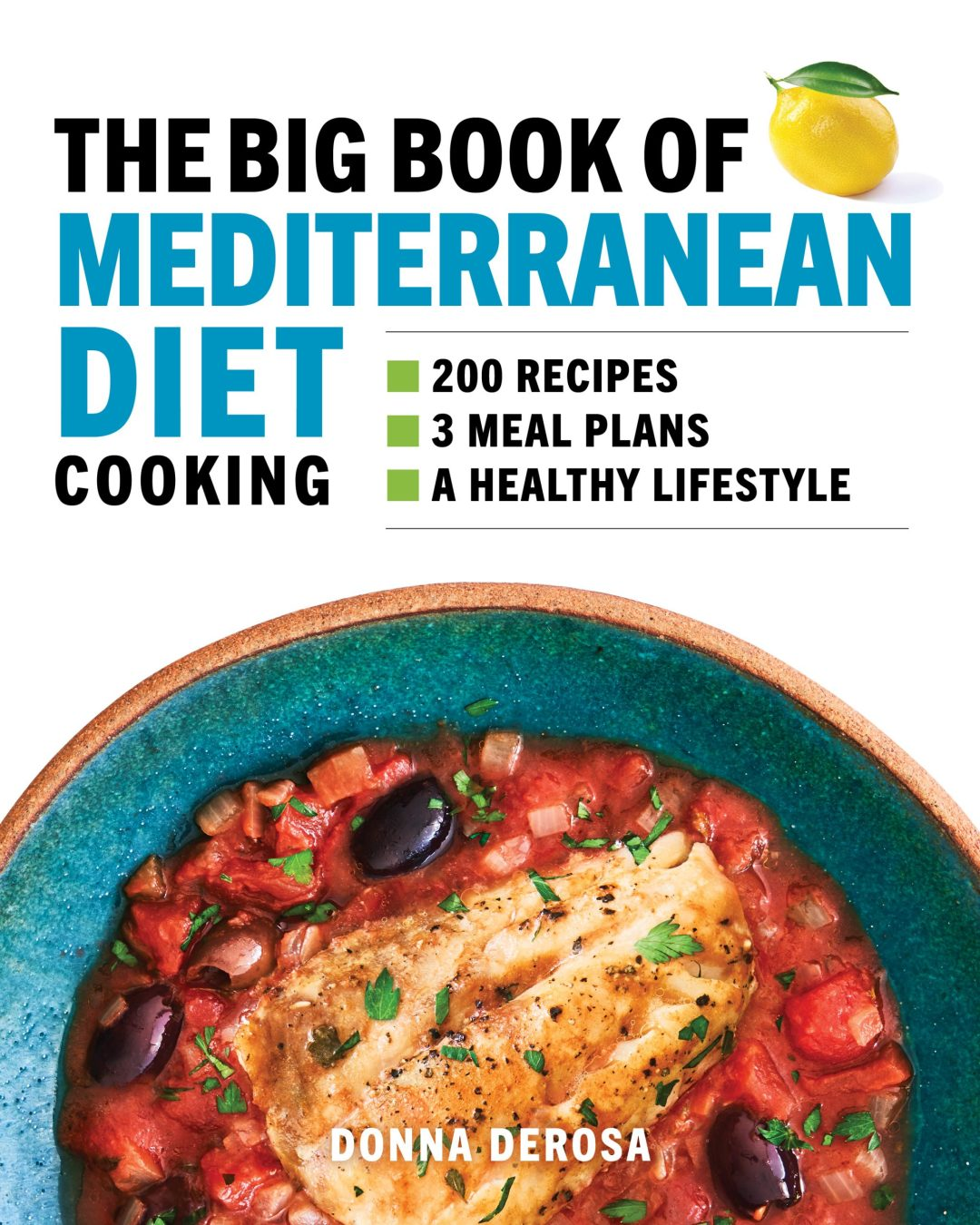 Big Book of Mediterranean Diet Cooking