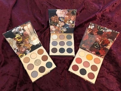 Eyeshadow Palettes for the Holidays