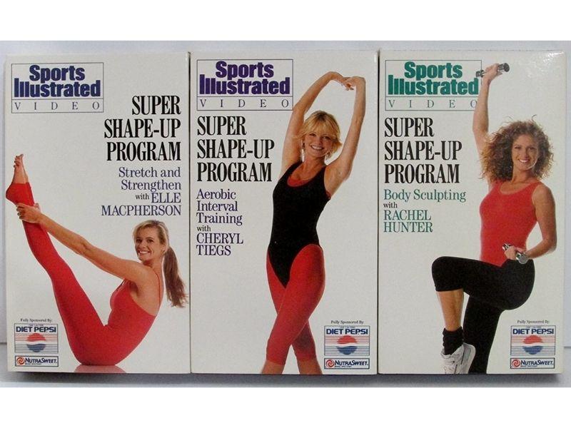 Sports Illustrated Super Shape-Up Program